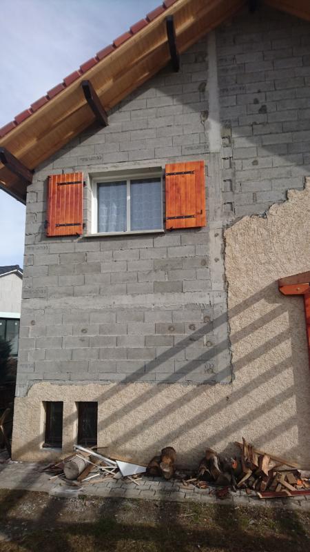 Extension et agrandissement de maison pelleautier tallard for Agrandissement maison zone inondable